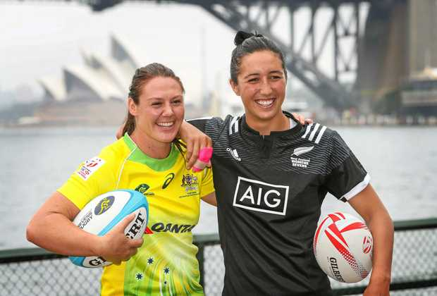 Highlights: All Blacks Sevens knocked out of Sydney Sevens by England