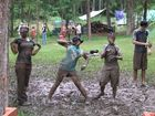 Kiwi Woggle is the oldest Scout competition camp (for 11-14 year old boys and girls) running in Queensland.