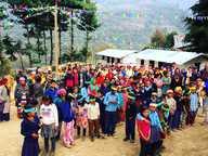 Noosa teachers joined a Sunshine Coast teacher and Bundaberg teachers in a volunteer effort to assist an earthquake damaged Nepalese school.