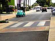 I WALKED past a classic old VW Beetle recently, parked near the Bundaberg Regional Art Gallery in Barolin Street.