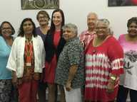 At a recent Gathering at Helem Yumba, a local Aboriginal and Torres Strait Islander community organisation, Elders had the opportunity to meet and discuss state policy with Brittany Lauga MP.