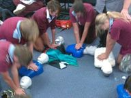 <strong>YOUR STORY:</strong> Over 30 youth from Oakey have participated in the Gr8-4-Life program providing nationally recognised CPR training for youth.