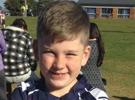 <strong>YOUR STORY:</strong> My grandson Jakob Colllier joined Brothers Rugby League Club in Toowoomba about a month ago and scored his first try...