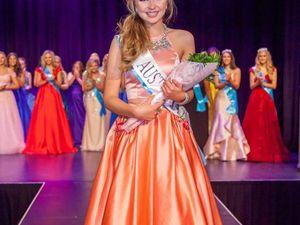 Gold Coast teen wins Teen Face of the Globe Australia 2017