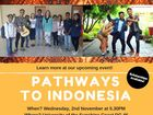 Discover your opportunity to study in Indonesia