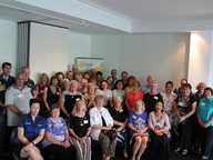 Cancer Council Queensland congratulated Wide Bay-Burnett's top fundraisers for 2016 last week.