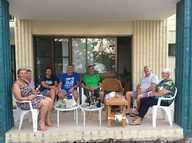A group from Ipswich Masters swimming has returned from a 4 day trip to Heron Island.