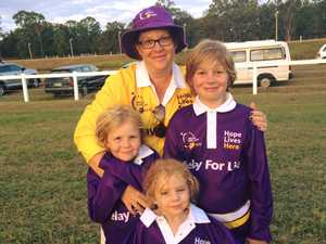 Team up for Maryborough Relay For Life 2017