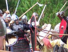 Jorth Gar Stanthorpe - Viking Reenactment