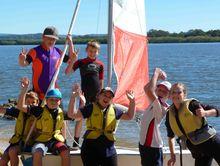 School Holiday Sailing Camps