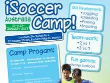 iSoccer Camp Ipswich