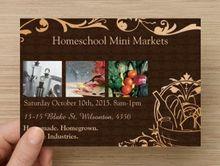 Homeschool Mini Markets