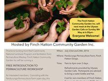 Free Permaculture Workshop