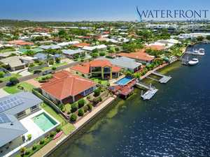 GREAT ENTRY LEVEL WATERFRONT HOME