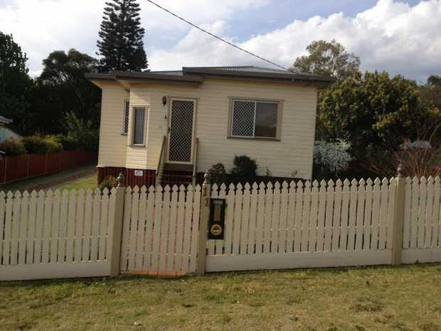 :: Outside pet negotiable.   This House Has It All! Featuring 2 carpeted bedrooms (and one with a...
