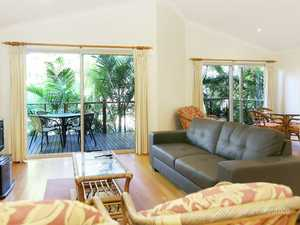 Tranquility & Privacy in a Beachside Locality