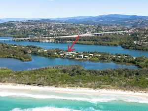 250m Paddle From Front Door To Dreamtime Beach
