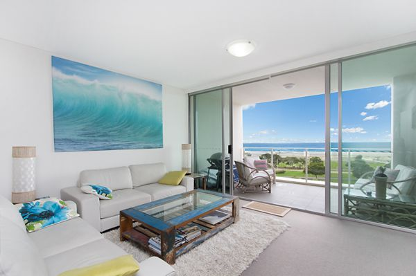 Kirra Surf Apartments are in the perfect location for people who are searching for beachfront living...