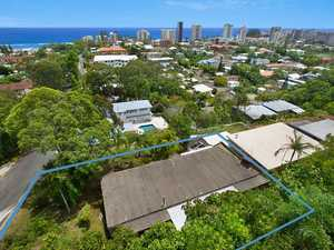 Beachside Coolangatta home with panoramic Ocean and Coastal views in a blue ribbon location