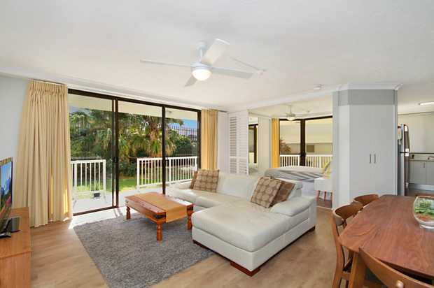 A beach side lifestyle is on offer from this light filled and spacious two bedroom one bathroom apar...