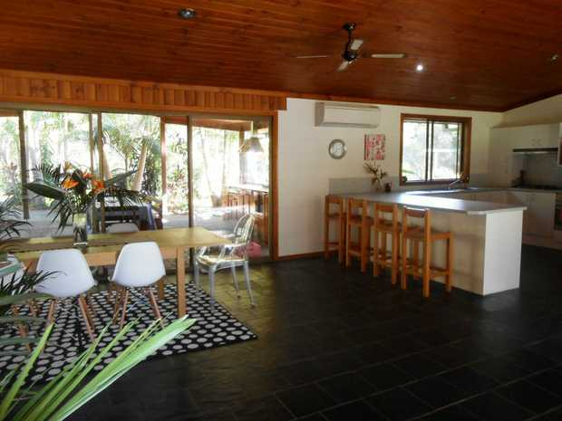 This three bedroom semi-rural home is available fully furnished or unfurnished for a long term tenan...