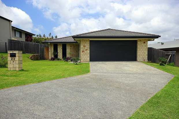 Modern home located in a quality area! Featuring four bedrooms, master with walk in robe & ensuite....
