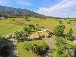 4 bedroom + study home with studio on 5 acres in beautiful Bonville...