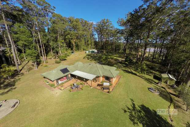 This beautiful property is located in the lush Bucca Valley amongst other blue ribbon acreages.  Thi...