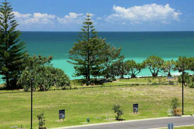 Wake to views of spectacular Sapphire Beach then simply stroll from your front lawn onto the beach f...
