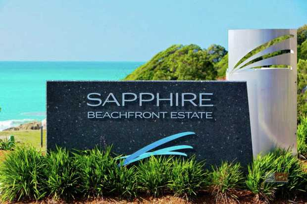ABSOLUTE BEACHFRONT LAND...