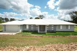 We have just listed a professionally built four bedroom, lowset, rendered Hebel and Hardiplank home...