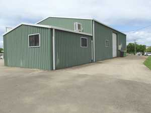 DUAL INCOME - LIGHT INDUSTRIAL SHED PLUS 2 BED HOUSE