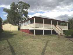 Located at Tansey, 16 kilometres from Goomeri sits this tastefully renovated, Queenslander style hom...