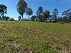 This 1.25 acre block is fully fenced and positioned away from any arterial road. It is very private...
