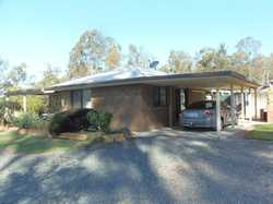 We have just listed a 3 bedroom brick veneer home on 5 acres of near level and mostly cleared grasse...