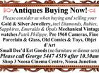 Antiques Buying Now!