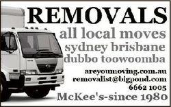All Local Moves   Sydney Brisbane Dubbo Toowoomba   areyoumoving.com.au removalis...