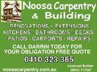 Noosa Carpentry & Building