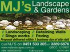 MJ's Landscape & Gardens