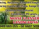 SHANE FLANNERY LANDSCAPING