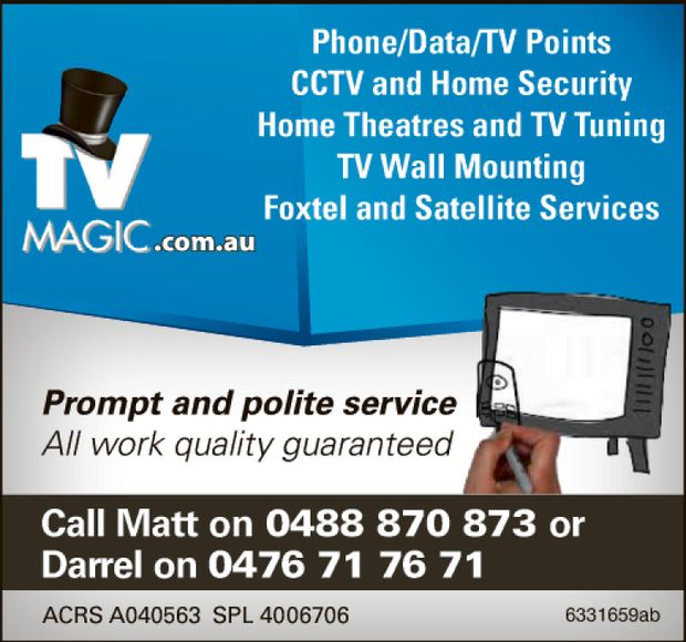 Phone/Data/TV Points