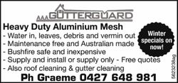 Winter specials on now! 