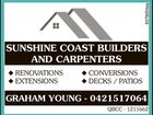 SUNSHINE COAST BUILDERS AND CARPENTERS