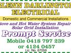 GLENN DARLINGTON ELECTRICAL