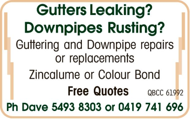 Downpipes Rusting?