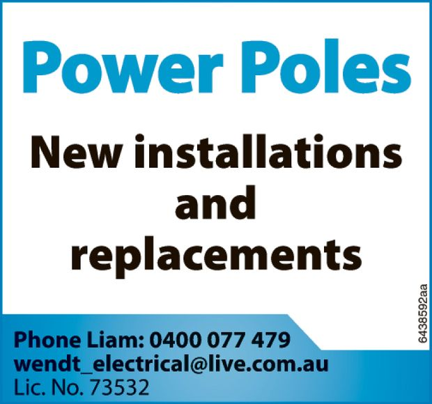 New installations and replacements