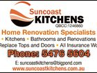 SUNCOAST KITCHENS