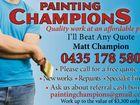 Painting Champions