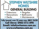 STEVEN WILTSHIRE HOMES