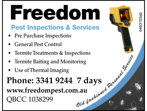 Pre-purchase inspections  General Pest Control  Termite Treatments & Inspection...